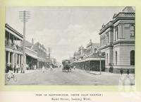 "<span class=""caption-caption"">View of Maryborough, Kent Street looking west</span>. <br />From <span class=""caption-book"">Glimpses of Sunny Queensland (2nd edition)</span>, <span class=""caption-creator"">Queensland Government Intelligence and Tourist Bureau</span>, Brisbane, 1912, collection of <span class=""caption-contributor"">Centre for the Government of Queensland</span>."