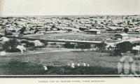 "<span class=""caption-caption"">General view of Charters Towers</span>. <br />From <span class=""caption-book"">Glimpses of Sunny Queensland (3rd edition)</span>, <span class=""caption-creator"">Queensland Government Intelligence and Tourist Bureau</span>, Brisbane, 1914, collection of <span class=""caption-contributor"">Centre for the Government of Queensland</span>."