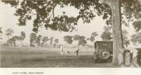 "<span class=""caption-caption"">Golf links, Beaudesert</span>. <br />From <span class=""caption-book"">Official Souvenir Beaudesert and National Park Lamington Plateau</span>, <span class=""caption-creator"">Beaudesert Shire Council</span>, Brisbane, 1935, collection of <span class=""caption-contributor"">Centre for the Government of Queensland</span>."