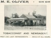 "<span class=""caption-caption"">M.E.Oliver Café Royal, Gin Gin</span>. <br />From <span class=""caption-book"">The Burnett and Isis Pictorial</span>, <span class=""caption-creator"">Richards & Kingdon</span>, Bundaberg, 1927, collection of <span class=""caption-contributor"">Centre for the Government of Queensland</span>."