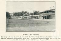 "<span class=""caption-caption"">Street view, Gin Gin</span>. <br />From <span class=""caption-book"">The Burnett and Isis Pictorial</span>, <span class=""caption-creator"">Richards & Kingdon</span>, Bundaberg, 1927, collection of <span class=""caption-contributor"">Centre for the Government of Queensland</span>."