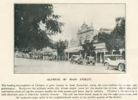 "<span class=""caption-caption"">Glimpse of main street, Childers</span>. <br />From <span class=""caption-book"">The Burnett and Isis Pictorial</span>, <span class=""caption-creator"">Richards & Kingdon</span>, Bundaberg, 1927, collection of <span class=""caption-contributor"">Centre for the Government of Queensland</span>."