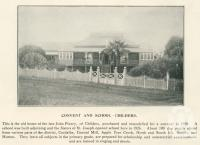 "<span class=""caption-caption"">Convent and School, Childers</span>. <br />From <span class=""caption-book"">The Burnett and Isis Pictorial</span>, <span class=""caption-creator"">Richards & Kingdon</span>, Bundaberg, 1927, collection of <span class=""caption-contributor"">Centre for the Government of Queensland</span>."