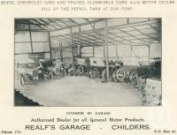"<span class=""caption-caption"">Interior of Realf's Garage, Childers</span>. <br />From <span class=""caption-book"">The Burnett and Isis Pictorial</span>, <span class=""caption-creator"">Richards & Kingdon</span>, Bundaberg, 1927, collection of <span class=""caption-contributor"">Centre for the Government of Queensland</span>."