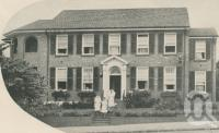 """<span class=""""caption-caption"""">A modern private hospital at Clayfield</span>. <br />From <span class=""""caption-book"""">Brisbane, Queensland's Capital</span>, <span class=""""caption-creator"""">Oswald L. Ziegler</span>, <span class=""""caption-publisher"""">Brisbane City Council</span>, Brisbane, 1949, collection of <span class=""""caption-contributor"""">Centre for the Government of Queensland</span>."""