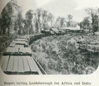 "<span class=""caption-caption"">Sleepers leaving Landsborough for Africa and India</span>. <br />From <span class=""caption-book"">Australia Unlimited</span>, <span class=""caption-creator"">Edwin J Brady</span>, <span class=""caption-publisher"">George Robertson & Co</span>, Melbourne, 1918, collection of <span class=""caption-contributor"">Centre for the Government of Queensland</span>."
