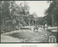 "<span class=""caption-caption"">Cattle Creek, Mackay district</span>. <br />From <span class=""caption-book"">Australia Unlimited</span>, <span class=""caption-creator"">Edwin J Brady</span>, <span class=""caption-publisher"">George Robertson & Co</span>, Melbourne, 1918, collection of <span class=""caption-contributor"">Centre for the Government of Queensland</span>."