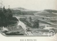 "<span class=""caption-caption"">Scene on Marburg line</span>. <br />From <span class=""caption-book"">Australia Unlimited</span>, <span class=""caption-creator"">Edwin J Brady</span>, <span class=""caption-publisher"">George Robertson & Co</span>, Melbourne, 1918, collection of <span class=""caption-contributor"">Centre for the Government of Queensland</span>."