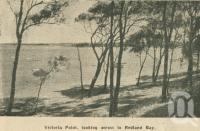 "<span class=""caption-caption"">The Weir at Mount Crosby</span>. <br />From <span class=""caption-book"">Penrod's 150 miles round Brisbane</span>, <span class=""caption-creator"">Penrod Guide Book Company</span>, Brisbane, 1956, collection of <span class=""caption-contributor"">Centre for the Government of Queensland</span>."