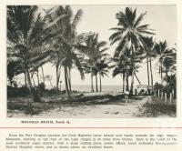 "<span class=""caption-caption"">Mossman Beach</span>. <br />From <span class=""caption-book"">Cairns North Queensland</span>, Cairns, c1934, collection of <span class=""caption-contributor"">Centre for the Government of Queensland</span>."