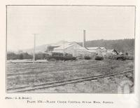 "<span class=""caption-caption"">Plane Creek Central Sugar Mill, Sarina</span>. <br />From <span class=""caption-book"">Queensland Agricultural Journal</span>, 1925, collection of <span class=""caption-contributor"">Fryer Library, UQ</span>."
