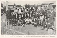 "<span class=""caption-caption"">Local farmers and others present at the McCormick-Deering Tractor School, held recently at Millmerran</span>. <br />From <span class=""caption-book"">Queensland Agricultural Journal</span>, 1927, collection of <span class=""caption-contributor"">Fryer Library, UQ</span>."