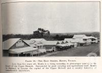 "<span class=""caption-caption"">The main street, Monto</span>. <br />From <span class=""caption-book"">Queensland Agricultural Journal</span>, 1929, collection of <span class=""caption-contributor"">Fryer Library, UQ</span>."