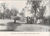 "<span class=""caption-caption"">The main street, Mundubbera, 1914</span>. <br />From <span class=""caption-book"">Queensland Agricultural Journal</span>, 1929, collection of <span class=""caption-contributor"">Fryer Library, UQ</span>."