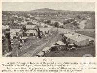 "<span class=""caption-caption"">View of Kingaroy</span>. <br />From <span class=""caption-book"">Queensland Agricultural Journal</span>, 1934, collection of <span class=""caption-contributor"">Fryer Library, UQ</span>."