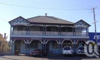 "<span class=""caption-caption"">O'Mara's Hotel, Stanthorpe</span>, 2009. <br />Digital image, collection of <span class=""caption-contributor"">Centre for the Government of Queensland MS</span>."