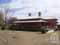 "<span class=""caption-caption"">Wallangarra Customs House, now a private residence</span>, 2009. <br />Digital image, collection of <span class=""caption-contributor"">Centre for the Government of Queensland MS</span>."
