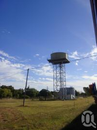 "<span class=""caption-caption"">Jericho water tower</span>, 2009. <br />Digital image, collection of <span class=""caption-contributor"">Centre for the Government of Queensland MS</span>."