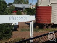 "<span class=""caption-caption"">Ilfracombe railway station</span>, 2009. <br />Digital image, collection of <span class=""caption-contributor"">Centre for the Government of Queensland MS</span>."