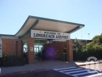 "<span class=""caption-caption"">Longreach Airport</span>, 2009. <br />Digital image, collection of <span class=""caption-contributor"">Centre for the Government of Queensland MS</span>."