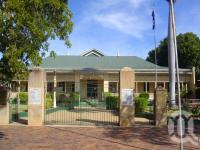 "<span class=""caption-caption"">Barcaldine Shire Council</span>, 2009. <br />Digital image, collection of <span class=""caption-contributor"">Centre for the Government of Queensland MS</span>."