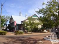 "<span class=""caption-caption"">Barcaldine Post Office</span>, 2009. <br />Digital image, collection of <span class=""caption-contributor"">Centre for the Government of Queensland MS</span>."