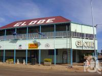 "<span class=""caption-caption"">Globe Hotel, Barcaldine</span>, 2009. <br />Digital image, collection of <span class=""caption-contributor"">Centre for the Government of Queensland MS</span>."