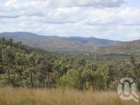 "<span class=""caption-caption"">Q150 train over Great Dividing Range</span>, 2009. <br />Digital image, collection of <span class=""caption-contributor"">Centre for the Government of Queensland MS</span>."