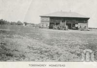 "<span class=""caption-caption"">Tobermorey Station, Urandangie</span>, 1939. <br />Newspaper, collection of <span class=""caption-contributor"">John Young</span>."