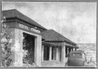 "<span class=""caption-caption"">Hotel Francis Caloundra</span>, c1930s-c1940s. <br />Photographic collection, <span class=""caption-contributor"">Queensland State Archives</span>."