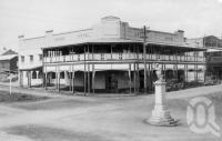 "<span class=""caption-caption"">Grand Hotel Atherton</span>, c1930s-c1940s. <br />Photographic collection, <span class=""caption-contributor"">Queensland State Archives</span>."