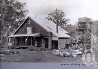 "<span class=""caption-caption"">Butter factory near Esk</span>, date unknown. <br />Photograph, collection of <span class=""caption-contributor"">Mobsby Collection, Fryer Library, UQ</span>."