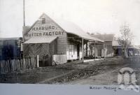 "<span class=""caption-caption"">Butter factory at Marburg</span>, date unknown. <br />Photograph, collection of <span class=""caption-contributor"">Mobsby Collection, Fryer Library, UQ</span>."