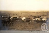 "<span class=""caption-caption"">A farm scene near Lowood</span>, date unknown. <br />Photograph, collection of <span class=""caption-contributor"">Mobsby Collection, Fryer Library, UQ</span>."