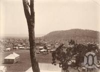 "<span class=""caption-caption"">Chillagoe township</span>, 1900-1915. <br />Photograph, collection of <span class=""caption-contributor"">JC Smith Collection, Fryer Library, UQ</span>."
