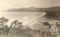 "<span class=""caption-caption"">Part of the Sixty-Mile Beach, Port Douglas</span>, 1900-1915. <br />Photograph, collection of <span class=""caption-contributor"">JC Smith Collection, Fryer Library, UQ</span>."