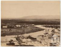 "<span class=""caption-caption"">Ross Creek, South Townsville</span>, 1890. <br />Photograph, collection of <span class=""caption-contributor"">Richardson Collection, Fryer Library, UQ</span>."