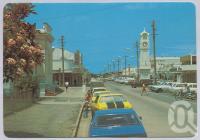 "<span class=""caption-caption"">Queen Street, Ayr</span>, c1970-2000. <br />Postcard, collection of <span class=""caption-contributor"">Murray Views Collection</span>."