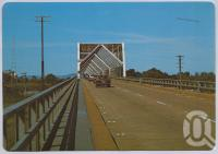"<span class=""caption-caption"">Burdekin Bridge, Ayr</span>, c1970-2000. <br />Postcard, collection of <span class=""caption-contributor"">Murray Views Collection</span>."