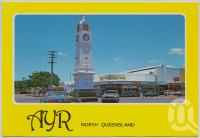 "<span class=""caption-caption"">Memorial Clock Tower, Ayr</span>, c1970-2000. <br />Postcard, collection of <span class=""caption-contributor"">Murray Views Collection</span>."