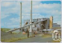 "<span class=""caption-caption"">Calcap Power Station, Biloela</span>, c1970-2000. <br />Postcard, collection of <span class=""caption-contributor"">Murray Views Collection</span>."