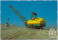 "<span class=""caption-caption"">Dragline, Dawson - Callide Valley, Moura</span>, c1970-2000. <br />Postcard, collection of <span class=""caption-contributor"">Murray Views Collection</span>."