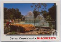 "<span class=""caption-caption"">Memorial Fountain, Blackwater</span>, c1970-2000. <br />Postcard, collection of <span class=""caption-contributor"">Murray Views Collection</span>."
