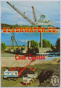 "<span class=""caption-caption"">Coal Capital, Blackwater</span>, c1970-2000. <br />Postcard, collection of <span class=""caption-contributor"">Murray Views Collection</span>."