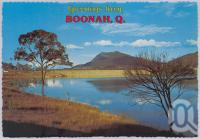 "<span class=""caption-caption"">Maroon Dam, Boonah</span>, c1970-2000. <br />Postcard, collection of <span class=""caption-contributor"">Murray Views Collection</span>."