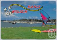 "<span class=""caption-caption"">Manly Boat Harbour, Wynnum - Manly</span>, c1970-2000. <br />Postcard, collection of <span class=""caption-contributor"">Murray Views Collection</span>."