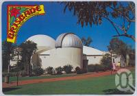 "<span class=""caption-caption"">Sir Thomas Brisbane Planetarium, Mount Coot-tha</span>, c1970-2000. <br />Postcard, collection of <span class=""caption-contributor"">Murray Views Collection</span>."