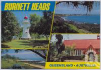 "<span class=""caption-caption"">Burnett Heads, Bundaberg, QLD.</span>, c1970-2000. <br />Postcard, collection of <span class=""caption-contributor"">Murray Views Collection</span>."