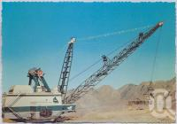"<span class=""caption-caption"">Goonyella Dragline, Moranbah</span>, c1970-2000. <br />Postcard, collection of <span class=""caption-contributor"">Murray Views Collection</span>."