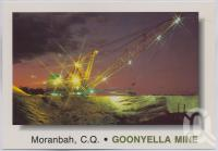 "<span class=""caption-caption"">Goonyella Mine, Moranbah</span>, c1970-2000. <br />Postcard, collection of <span class=""caption-contributor"">Murray Views Collection</span>."